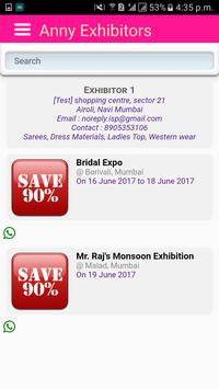 Anny Exhibitors screenshot 2