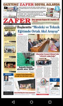 Zafer Gazetesi poster