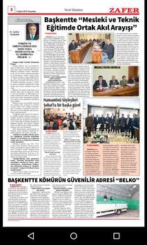 Zafer Gazetesi apk screenshot