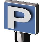 Dr. Parking 3D-icoon