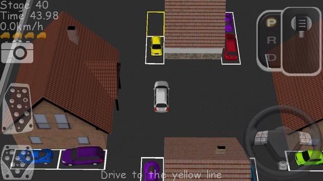 Dr. Parking 3D screenshot 1
