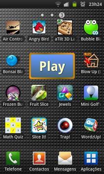 Play Now (Widget) screenshot 1