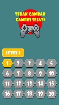 Tebak Gambar Gamers Sejati screenshot 2