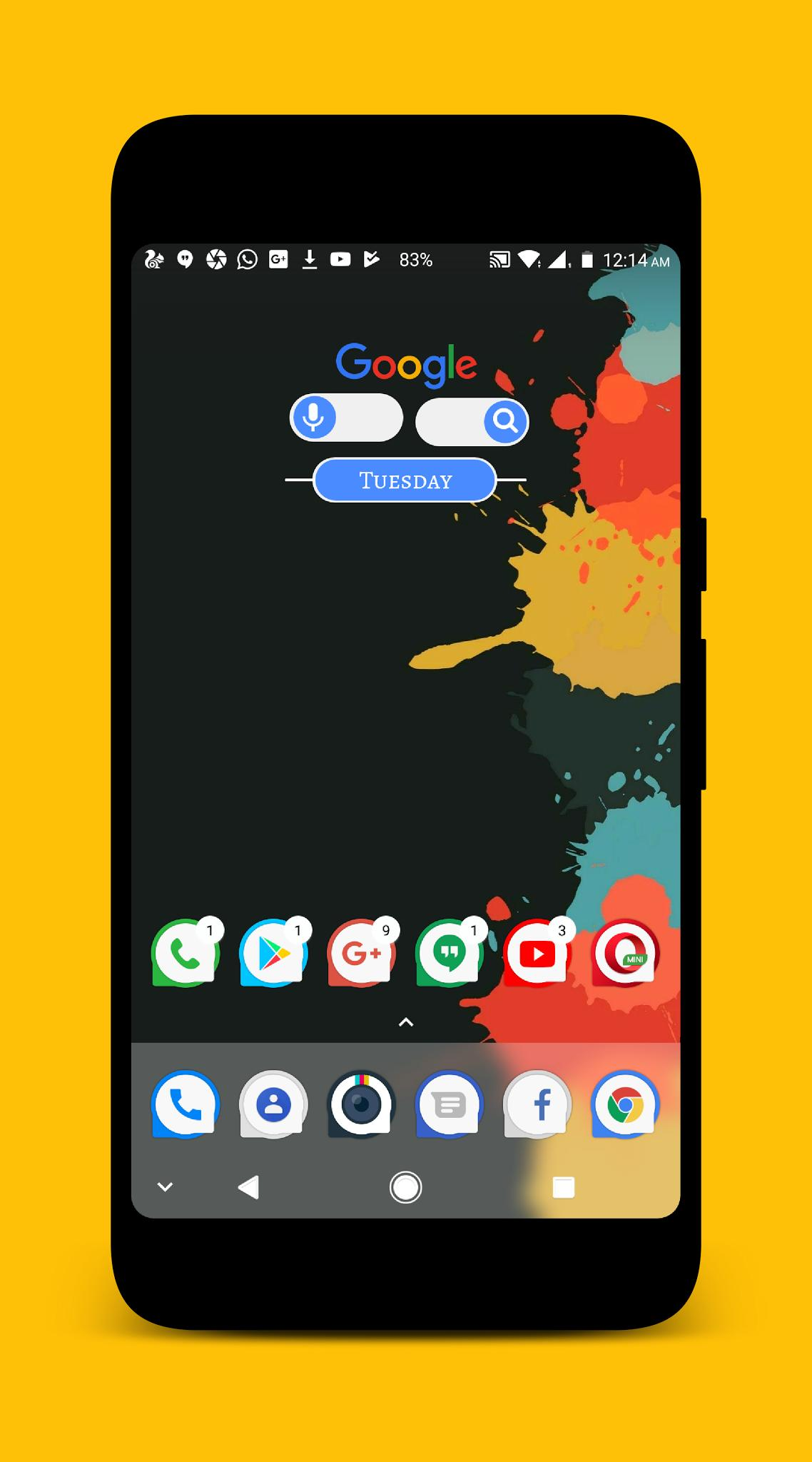 Ansari Zooper Widgets for Android - APK Download