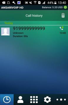 ANSARIVOIP HD screenshot 4