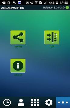 ANSARIVOIP HD screenshot 5