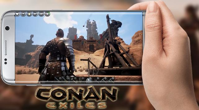 New Conan Exiles Tips : Free Game 2018 poster