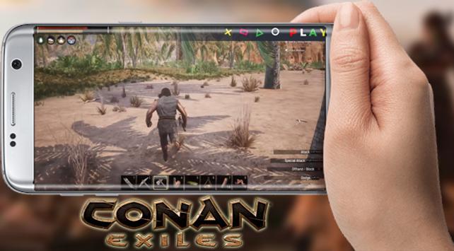 New Conan Exiles Tips : Free Game 2018 screenshot 3