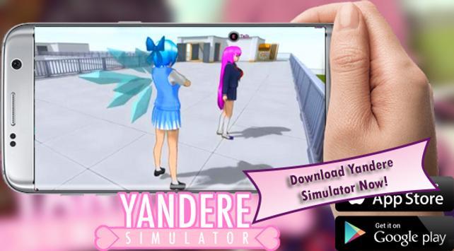 New Yandere Simulator Tips : High School Life screenshot 1