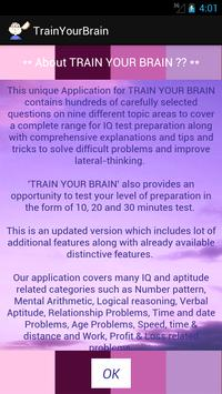 Train Your Brain screenshot 2