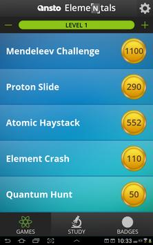 Elementals periodic table game apk download free education app for elementals periodic table game apk screenshot urtaz Choice Image