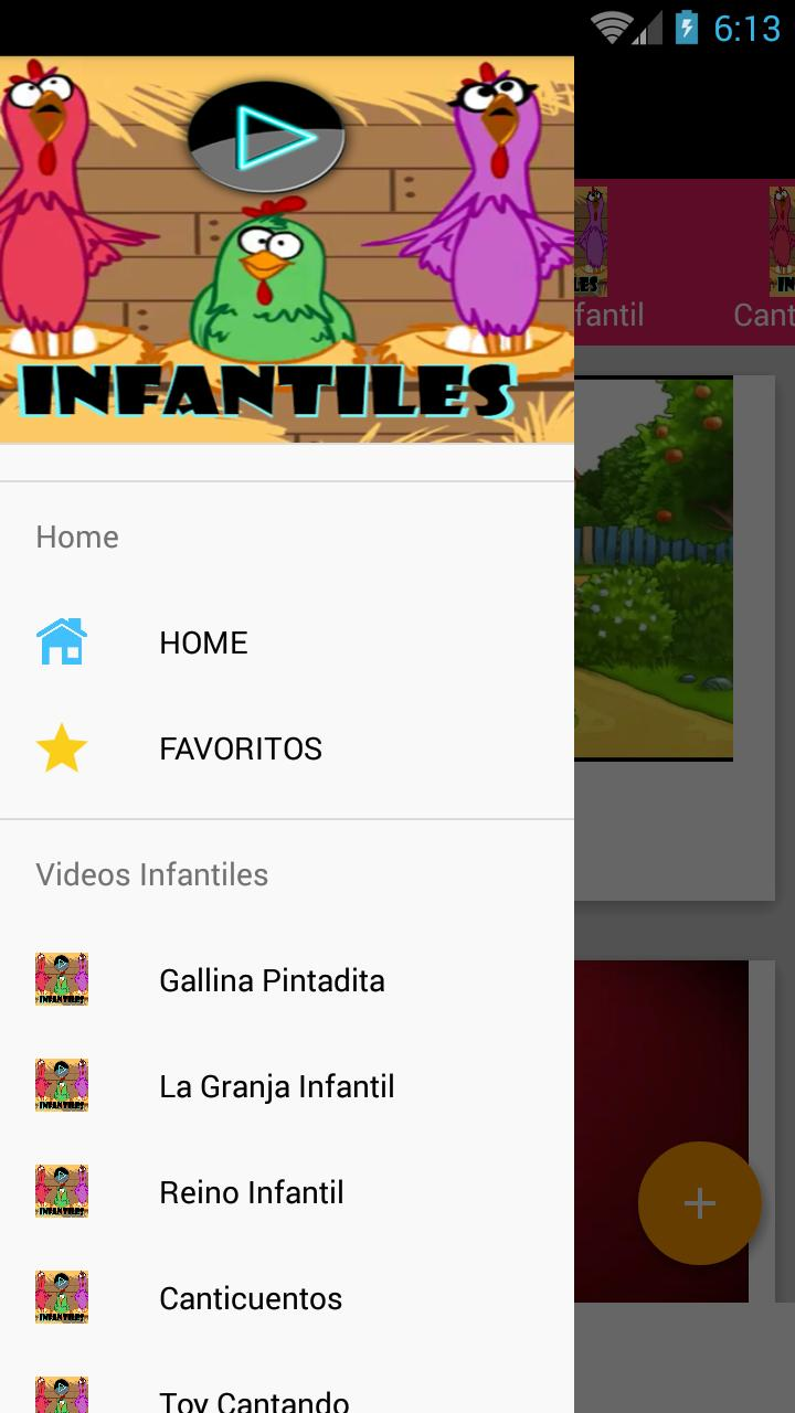 e837dd48a Videos Infantiles Gratis for Android - APK Download