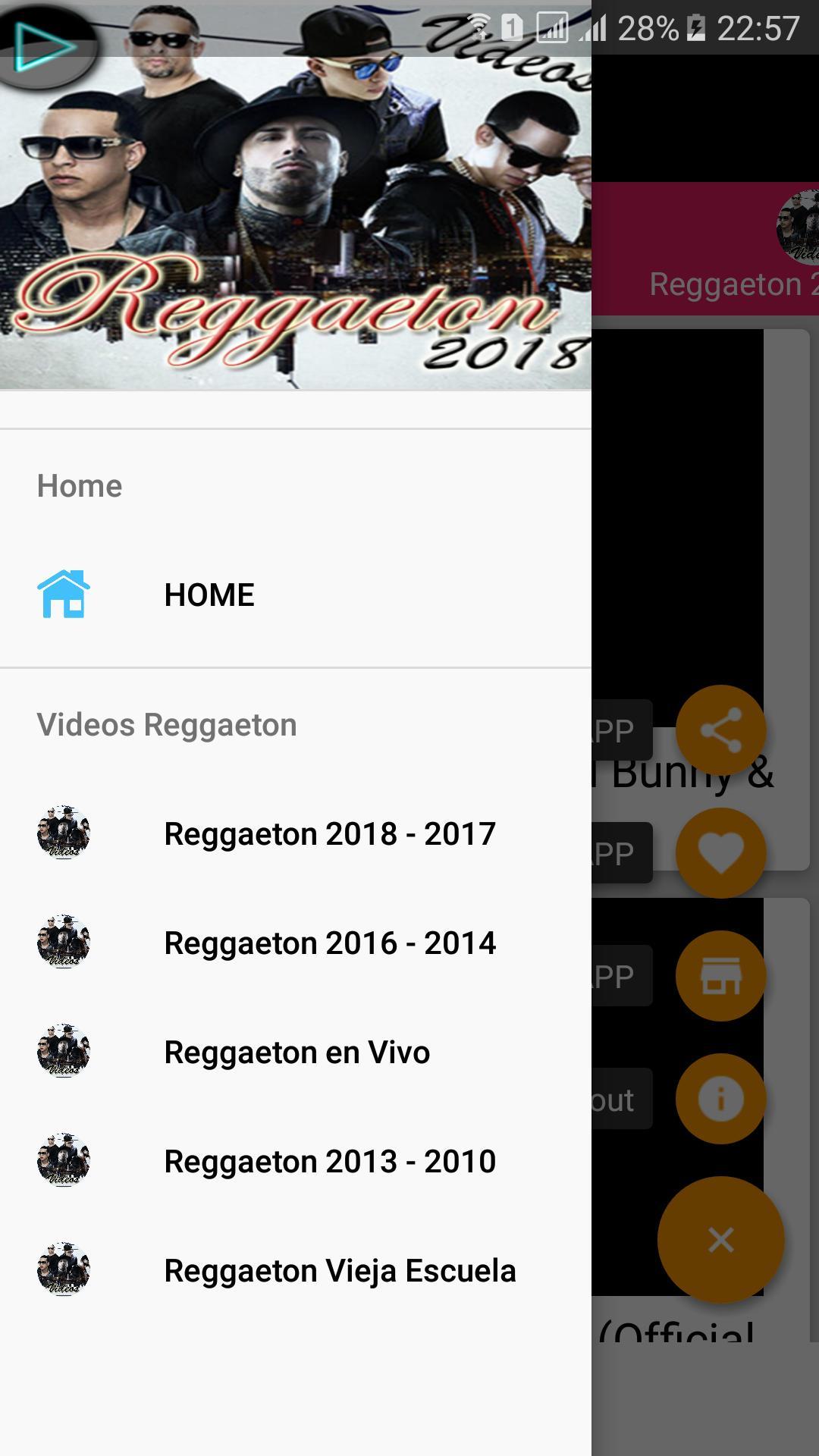 Descargar Videos De Reggaeton For Android Apk Download