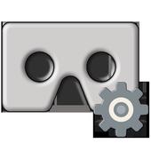 VR Calibration for Cardboard icon