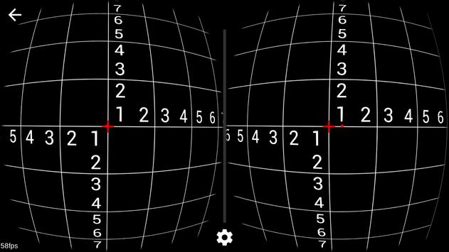 VR Calibration for Cardboard apk screenshot