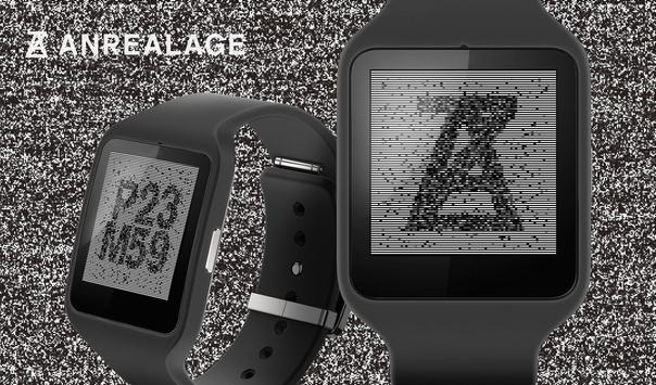 ANREALAGE NOISE WatchFace poster