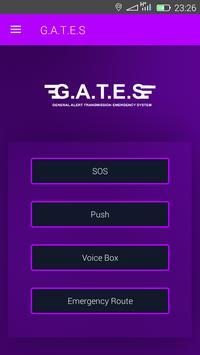 GATES apk screenshot