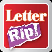Letter Rip! icon