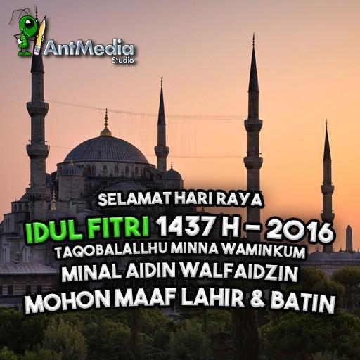 Dp Bergerak Idul Fitri 2020: DP Lebaran Idul Fitri 1437H For Android
