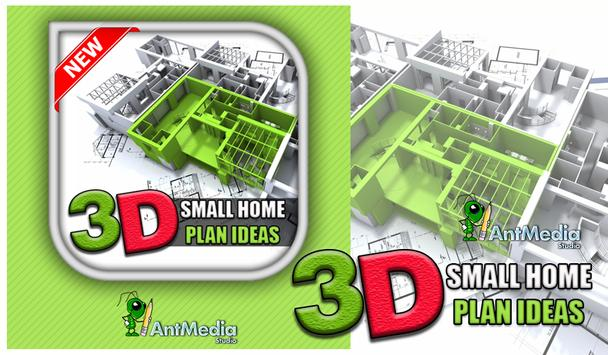 3D Small Home Plan Ideas APK Download Free Productivity APP for