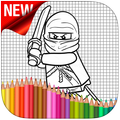 How to Draw Lego Ninjago