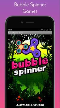 Bubble Spinner Games apk screenshot