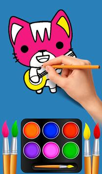 How to Coloring Kawaiii - Easy screenshot 11