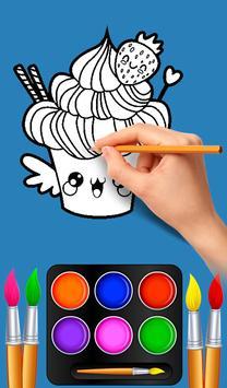 How to Coloring Kawaiii - Easy screenshot 3