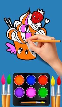 How to Coloring Kawaiii - Easy screenshot 4