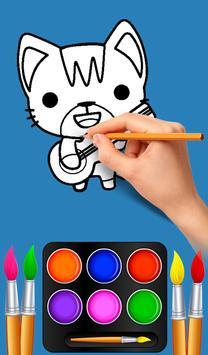 How to Coloring Kawaiii - Easy screenshot 7