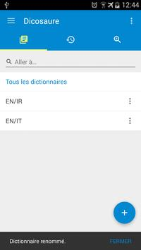 Dicosaure apk screenshot