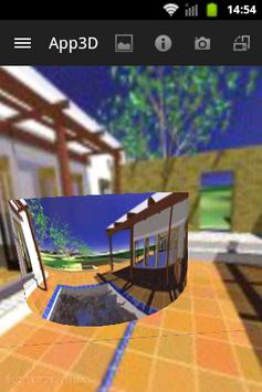 App3D apk screenshot
