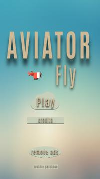 Aviator Fly poster