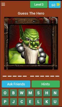 Frozen Throne Quiz 2018 screenshot 3