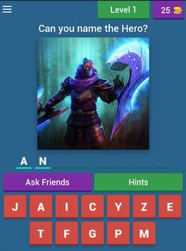 Guess The Dota 2 Hero Quiz screenshot 14