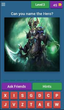 Guess The Dota 2 Hero Quiz screenshot 3
