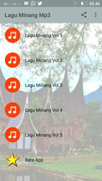 Lagu Minang Mp3 poster