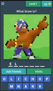 Guess The Brawler poster