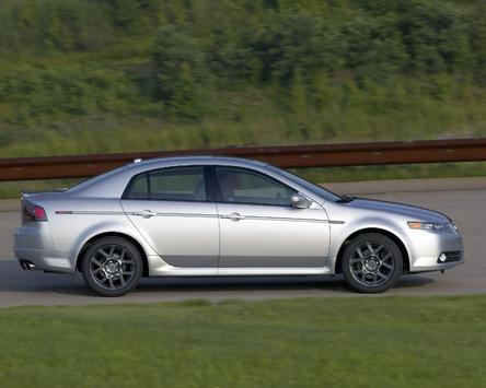 Themes Acura TL Type S apk screenshot