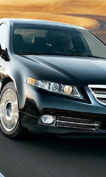 Themes Acura TL poster