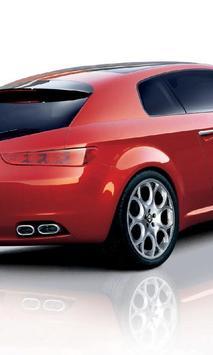 Themes Alfa Romeo Brera apk screenshot