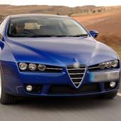 Themes Alfa Romeo Brera UK icon