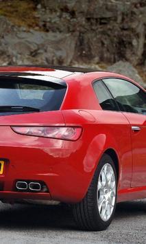 Themes Alfa Romeo Brera UK apk screenshot