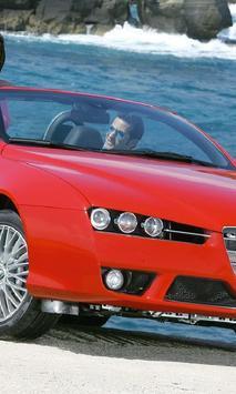 Themes Alfa Romeo Spider poster