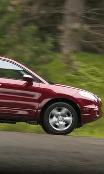 Themes Cars Acura RDX apk screenshot