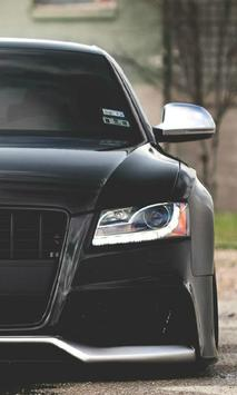 Themes Cars Audi poster