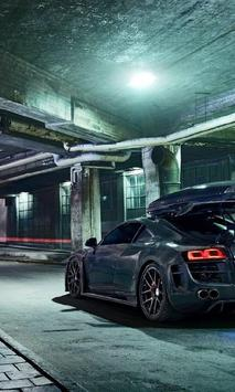 Wallpapers Cars Audi poster