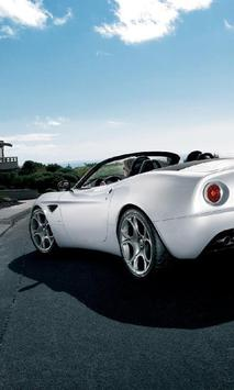 Wallpapers Alfa Romeo Spider poster