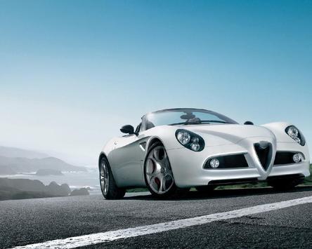 Wallpapers Alfa Romeo Spider apk screenshot