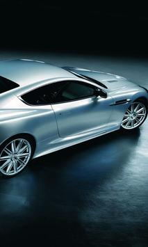 Wallpapers Aston Martin DBS poster